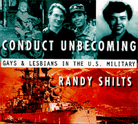 Conduct Unbecoming CD-ROM Cover